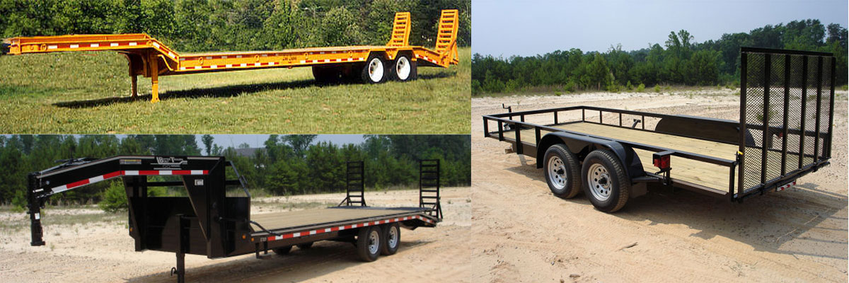 Better Built Trailers Featured Equipment